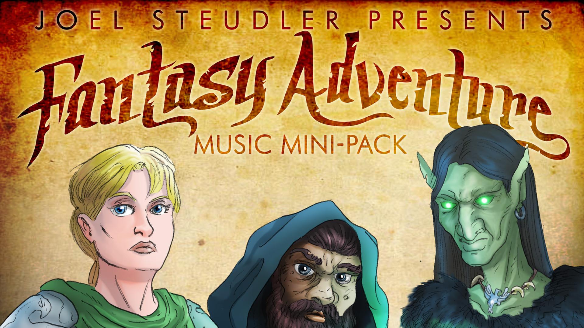 RPG Maker VX Ace - Fantasy Adventure Mini Music Pack screenshot