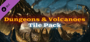 RPG Maker: Dungeons and Volcanoes Tile Pack