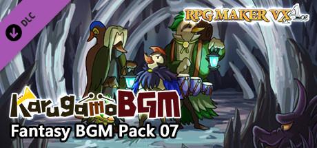 RPG Maker VX Ace - Karugamo Fantasy BGM Pack 07