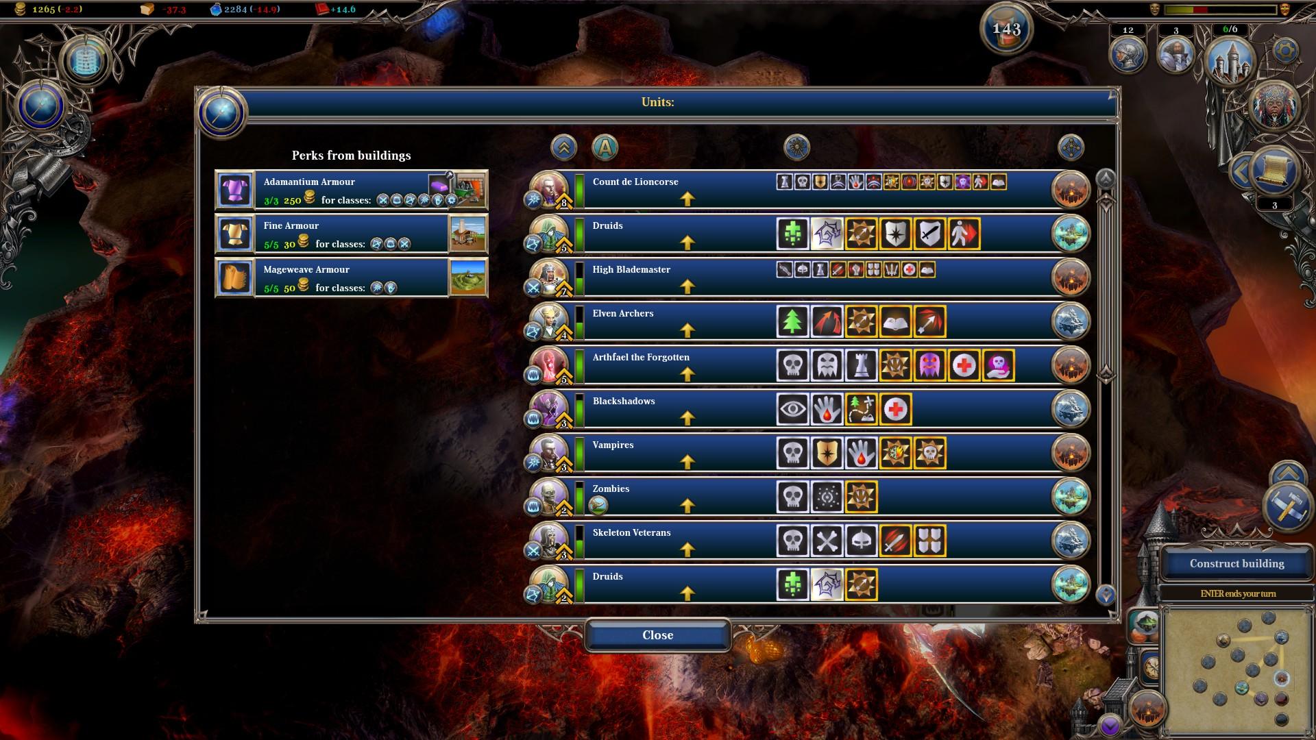 Warlock I and II: Soundtrack screenshot