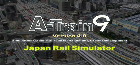 A-Train 9 V4.0 : Japan Rail Simulator