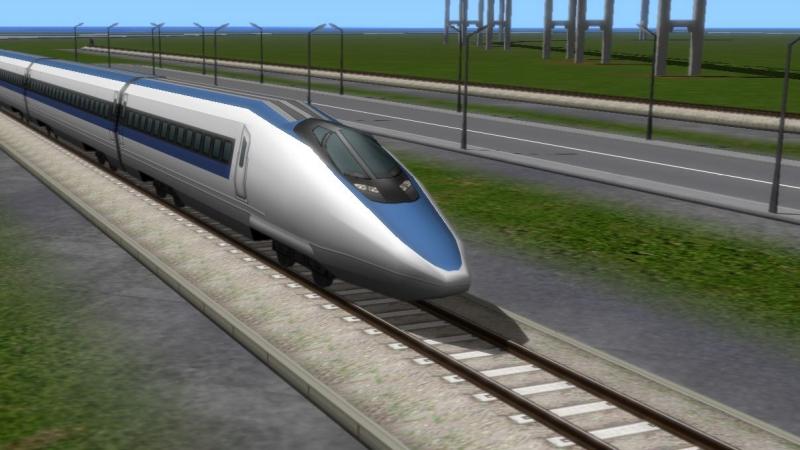 A-Train 9 V4.0 : Japan Rail Simulator screenshot