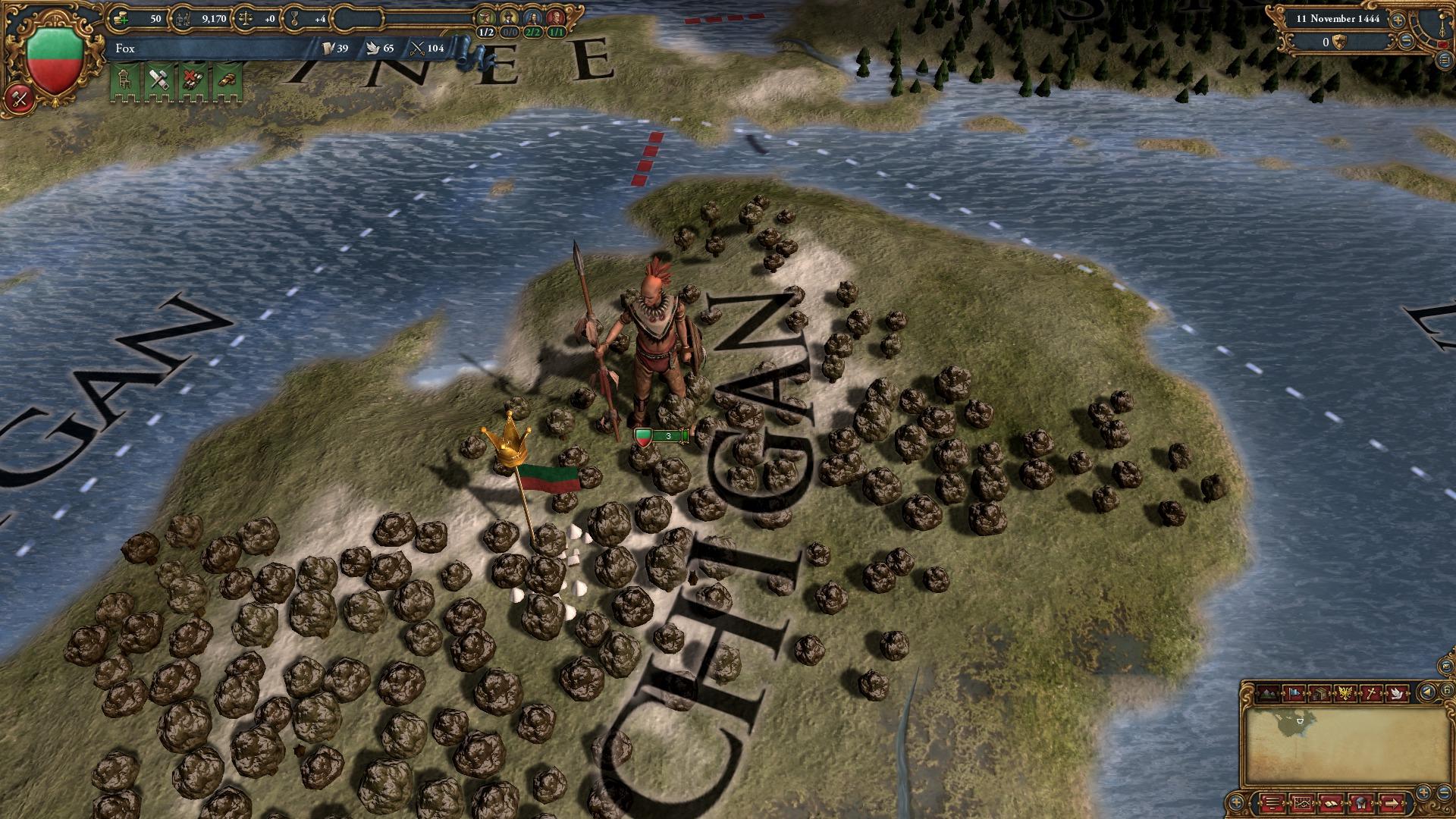 Europa Universalis IV: Native Americans II Unit Pack screenshot