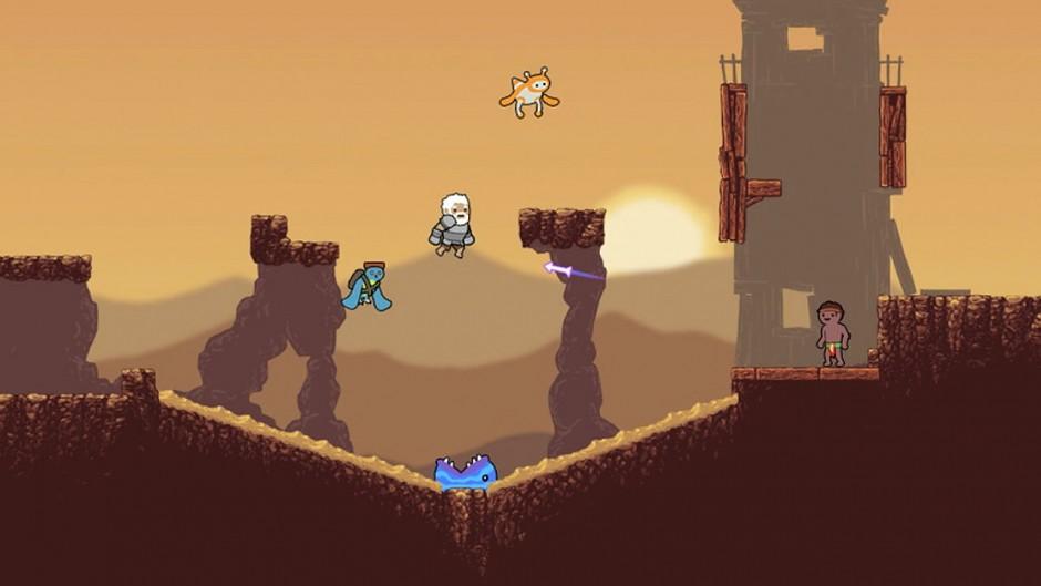 Angvik screenshot