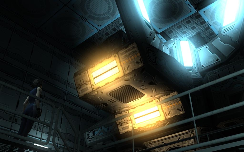 Twin Sector screenshot
