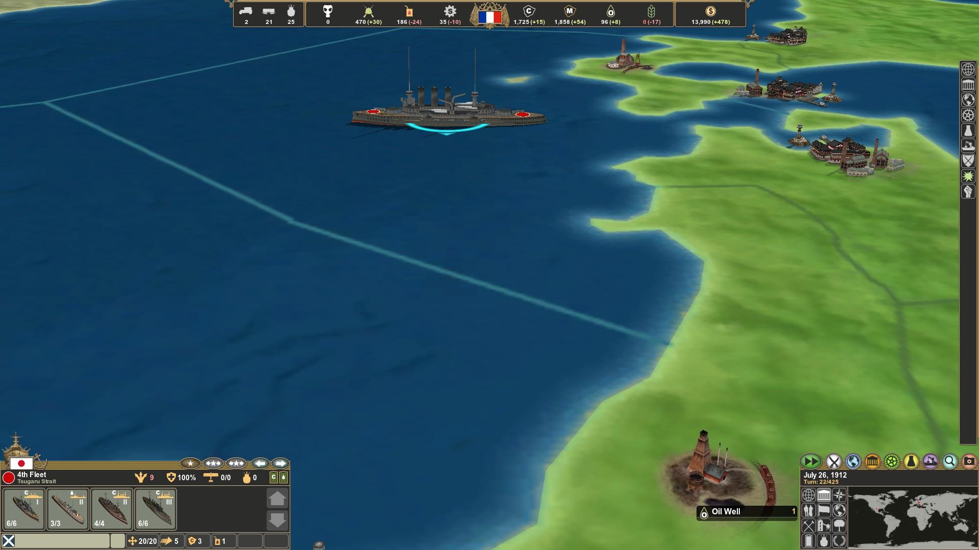 Making History: The Great War screenshot