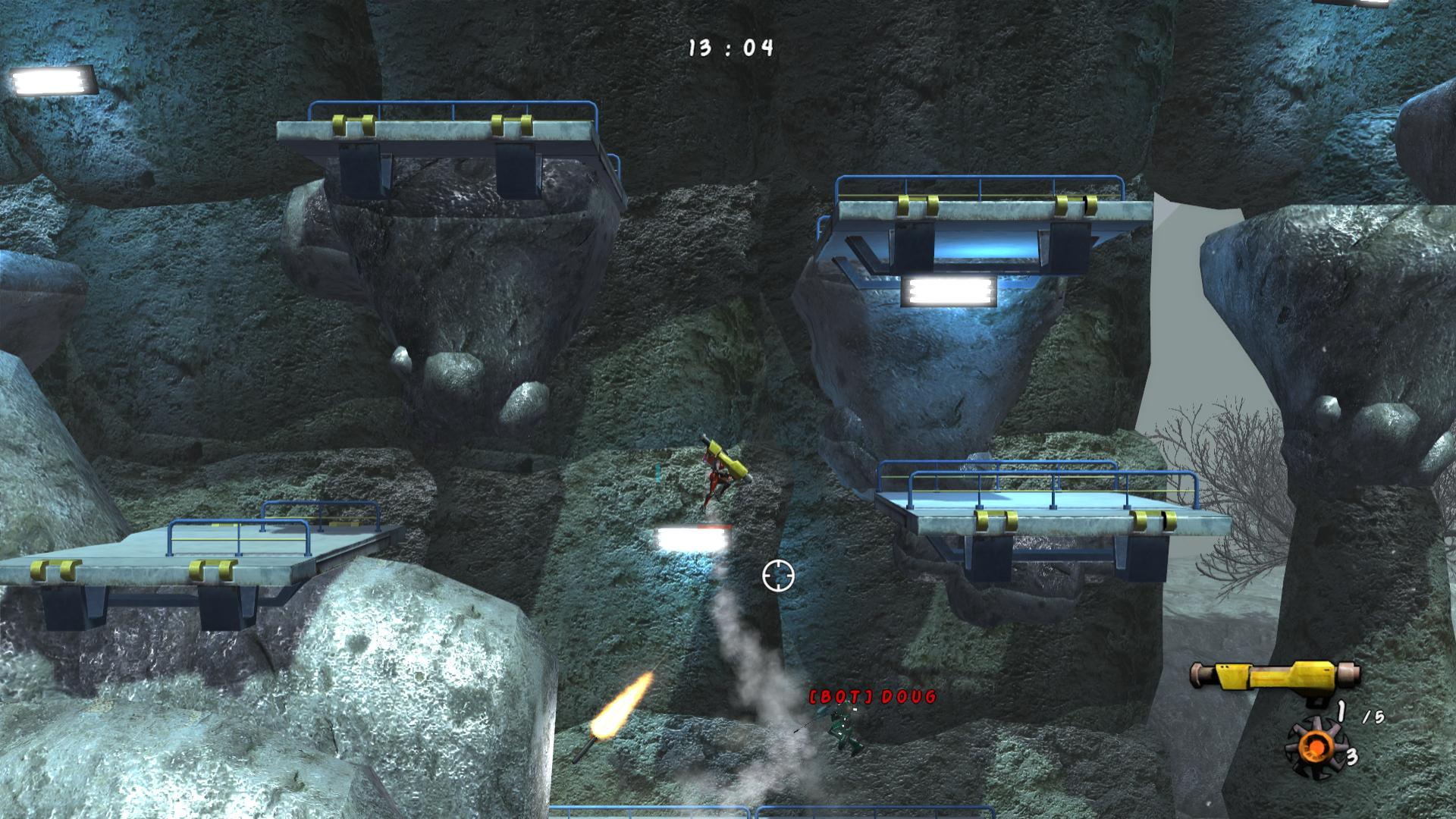 Booster Trooper screenshot