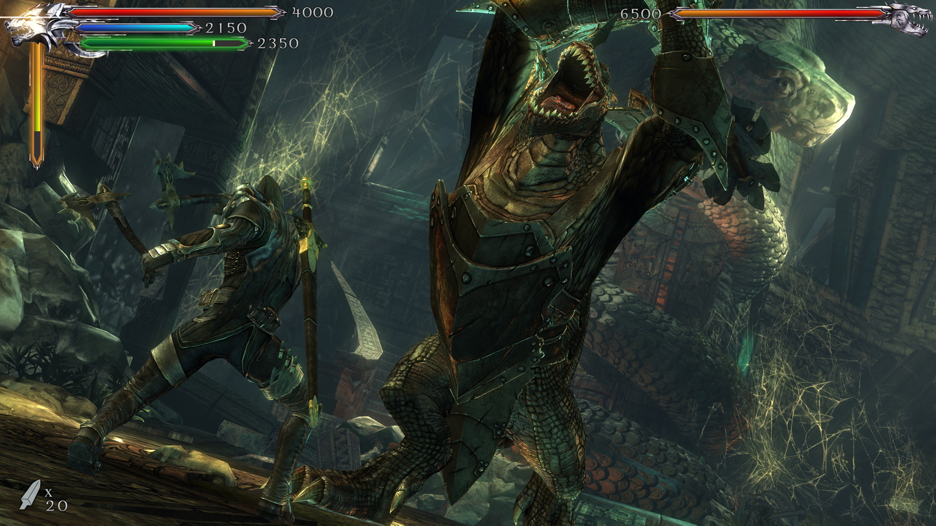 Joe Dever's Lone Wolf HD Remastered screenshot