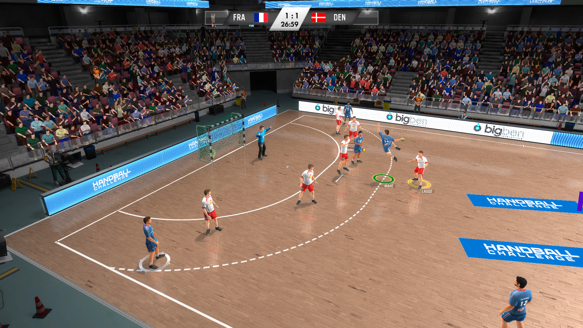 IHF Handball Challenge 14 SKIDROW