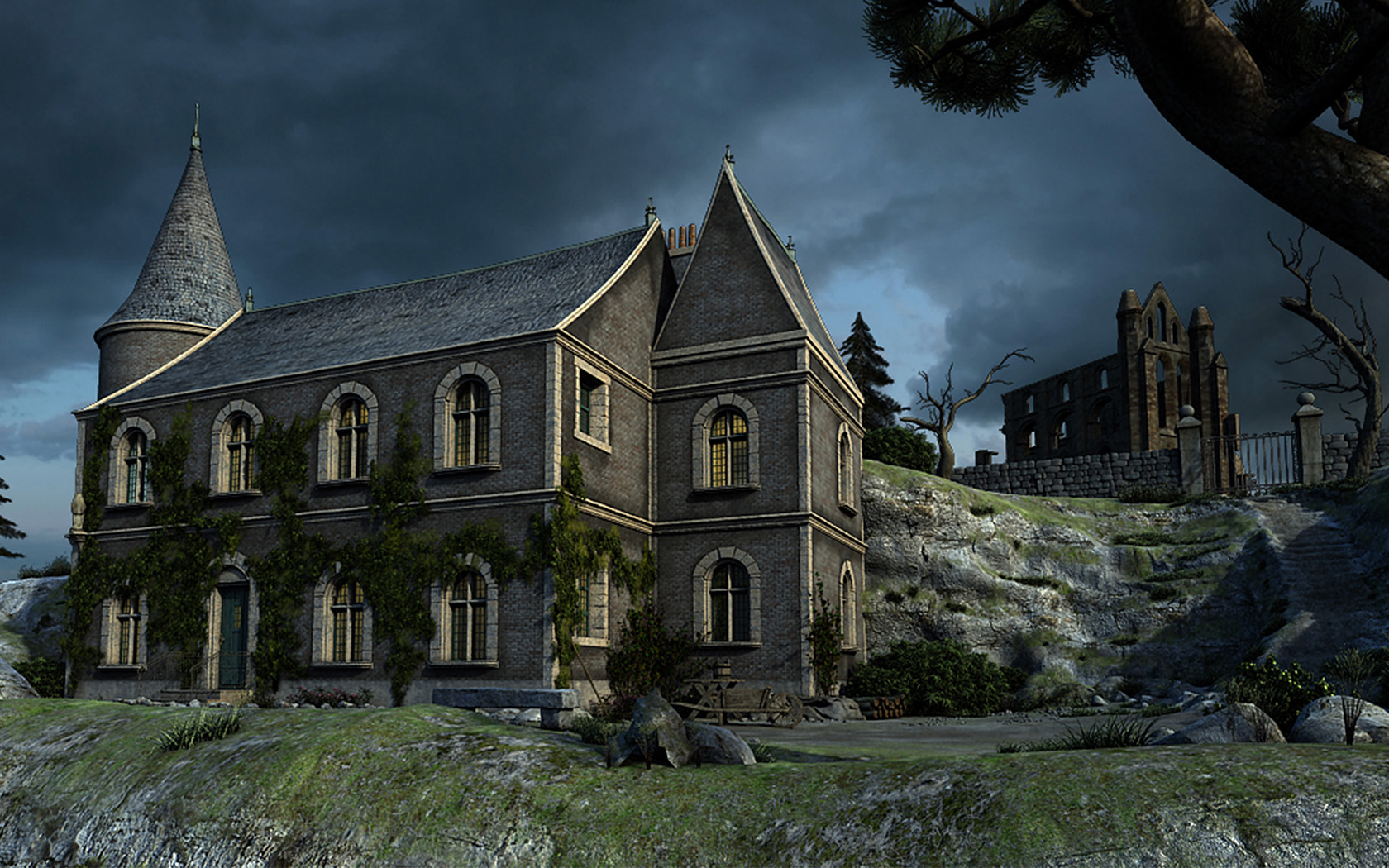 Dracula 4 and  5 - Special Steam Edition screenshot