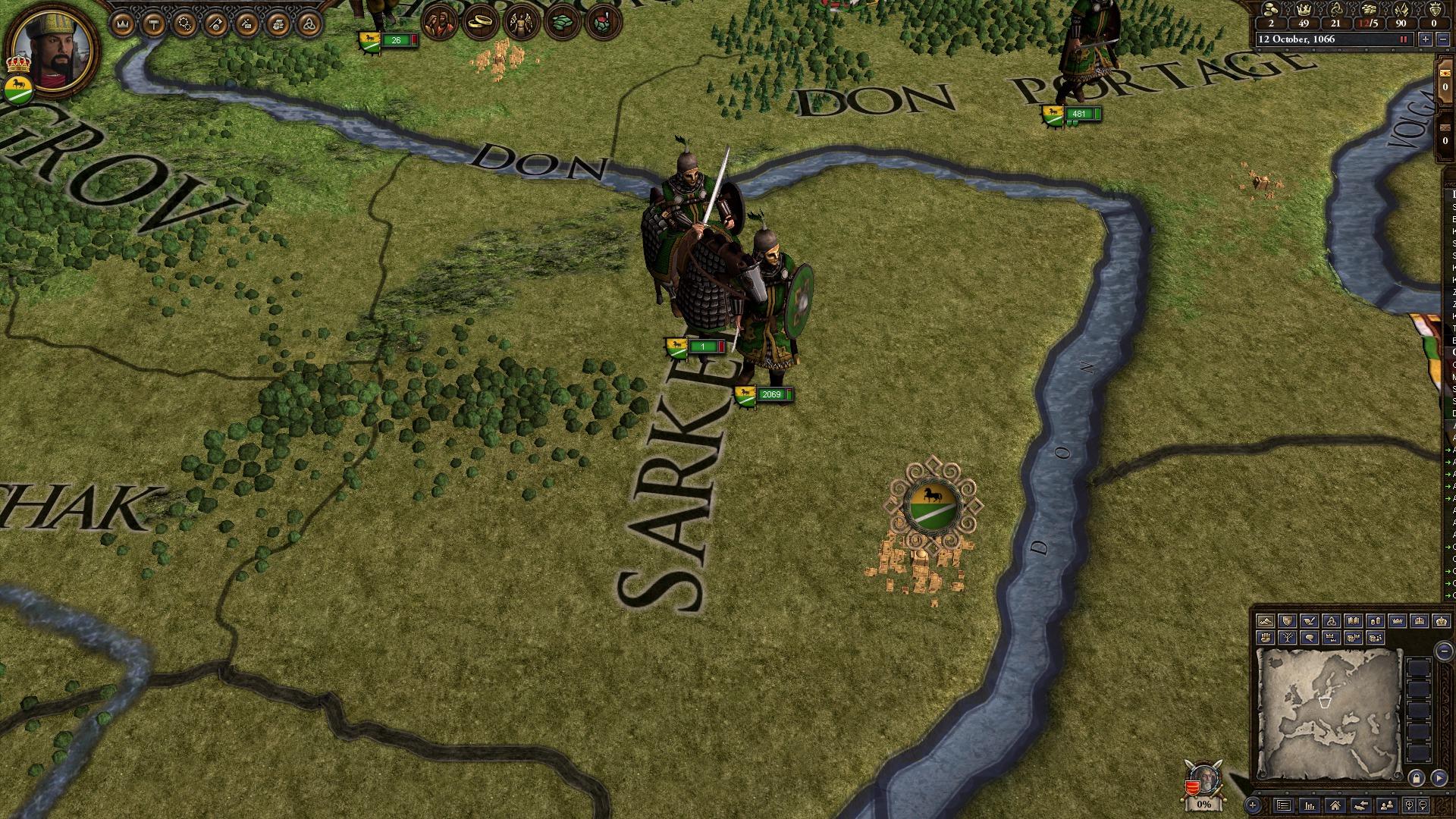 Crusader Kings II: Turkish Unit Pack screenshot