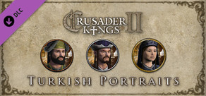 Crusader Kings II: Turkish Portraits