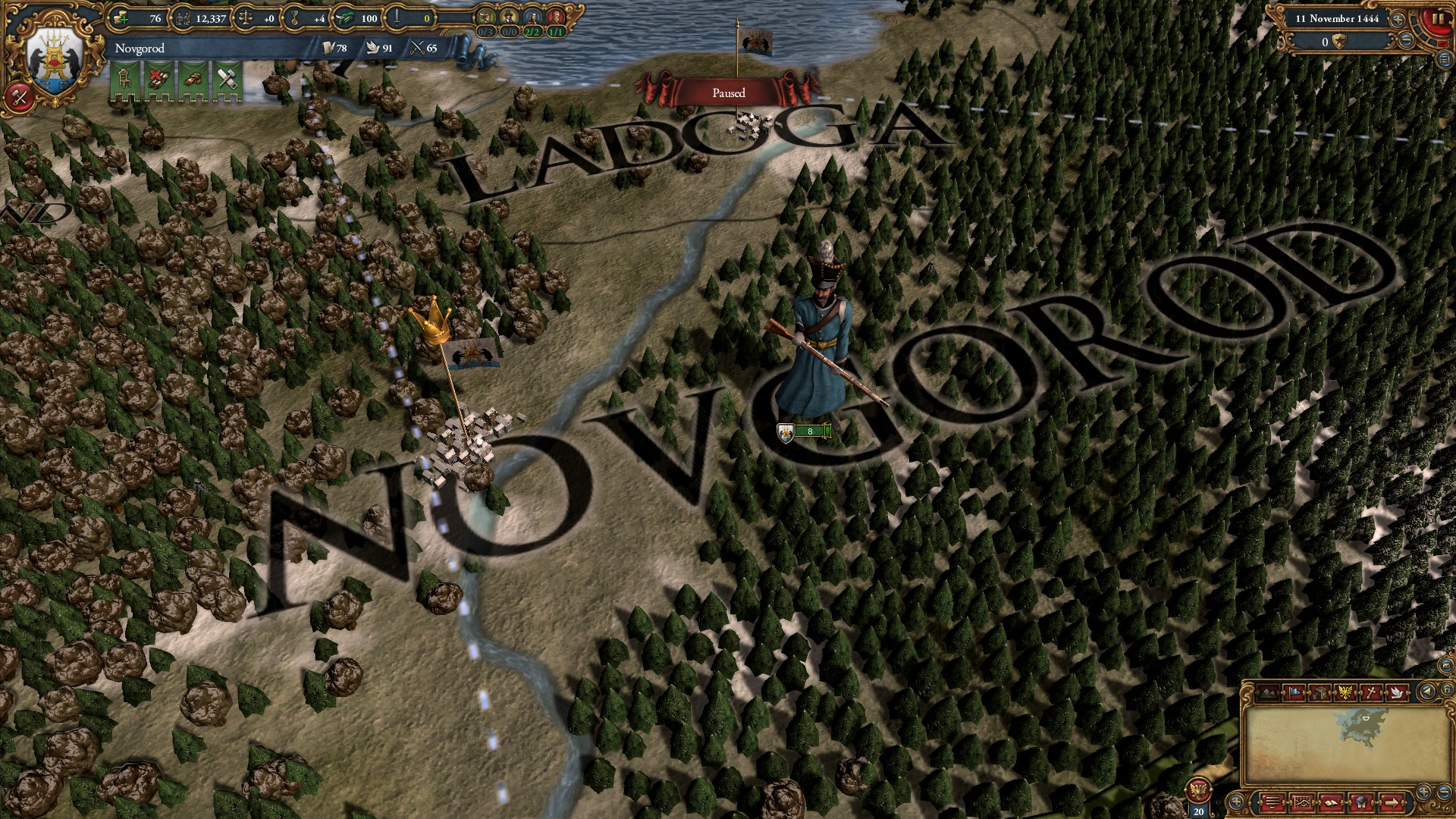 Europa Universalis IV: Trade Nations Unit Pack screenshot