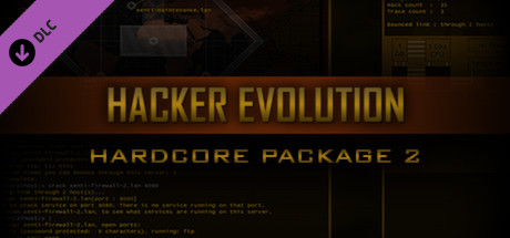 Hardcore Package Part 2 - for Hacker Evolution game image