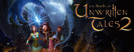 Now Available on Steam - The Book of Unwritten Tales 2, 10% off!