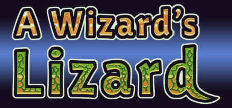 A Wizard's Lizard game image