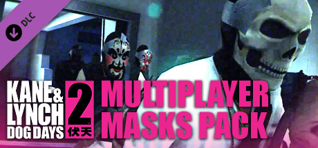 Kane & Lynch 2: Multiplayer Masks Pack