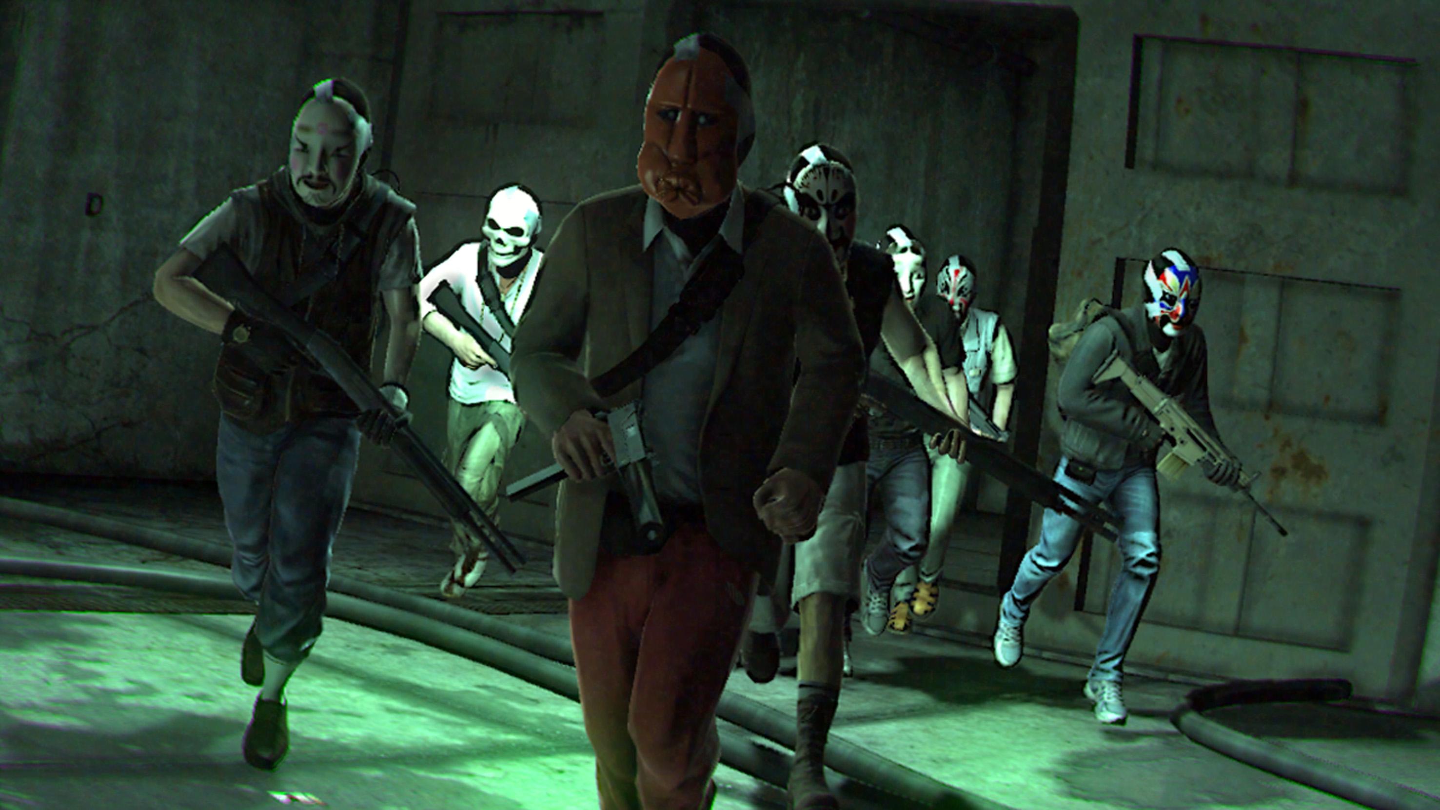 Kane & Lynch 2: Multiplayer Masks Pack screenshot