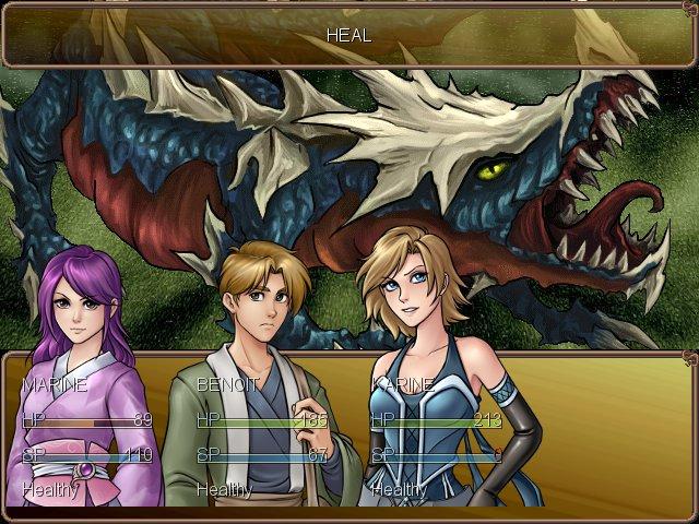 Millennium - A New Hope screenshot