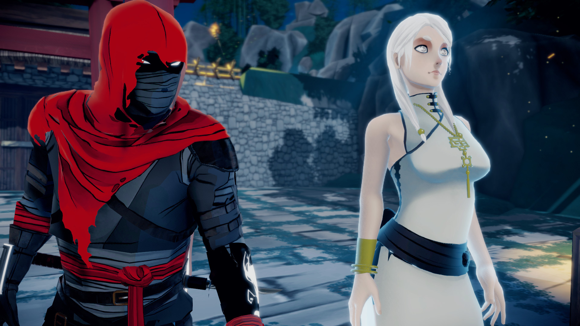 Aragami. Collector's Edition [GoG] [2016|Rus|Eng|Multi11]
