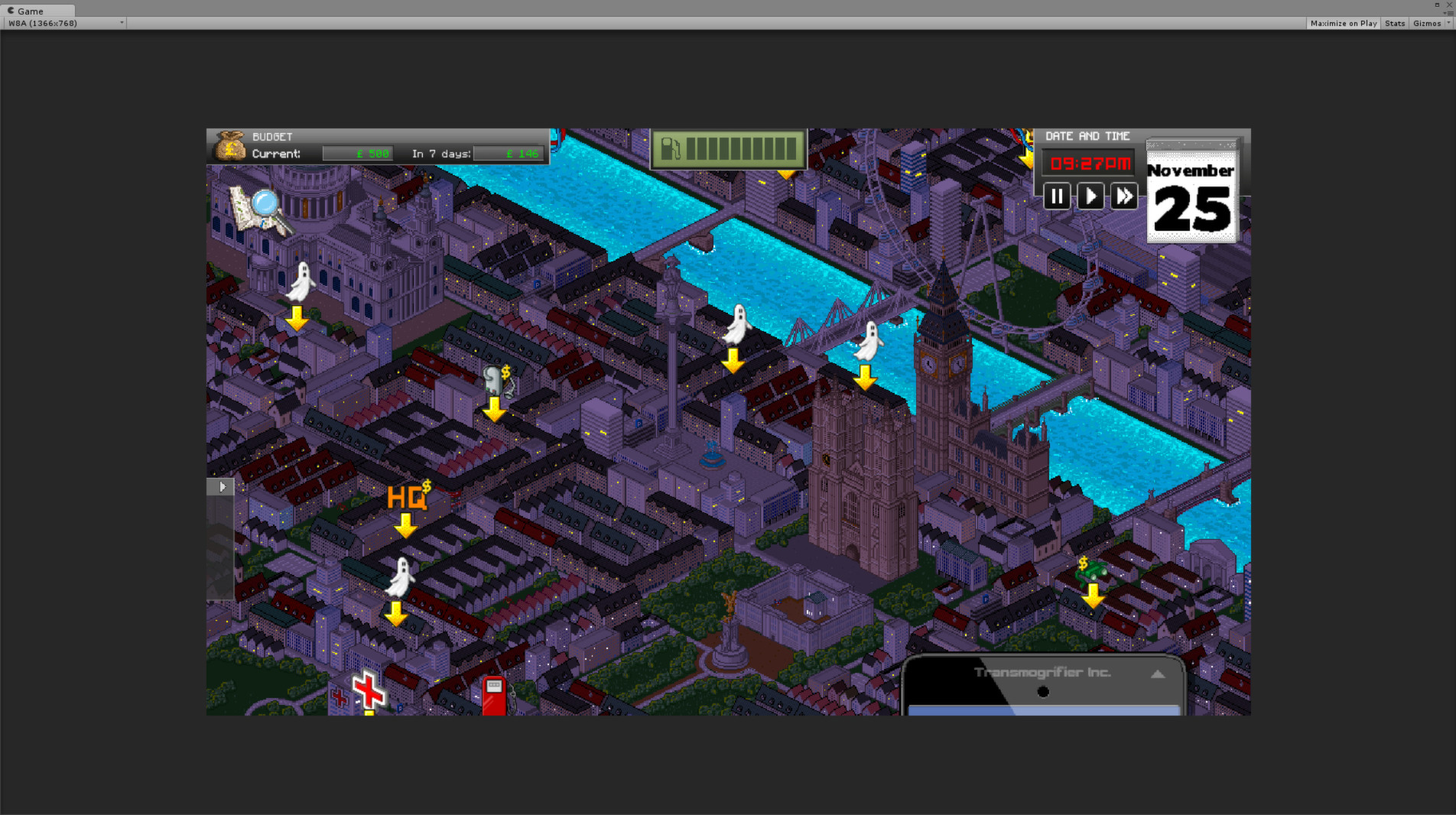 GhostControl Inc. screenshot