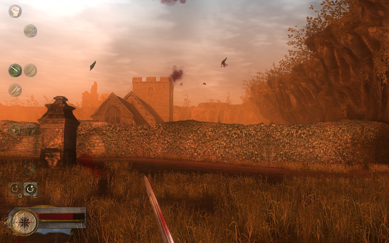 Dark Shadows - Army of Evil screenshot