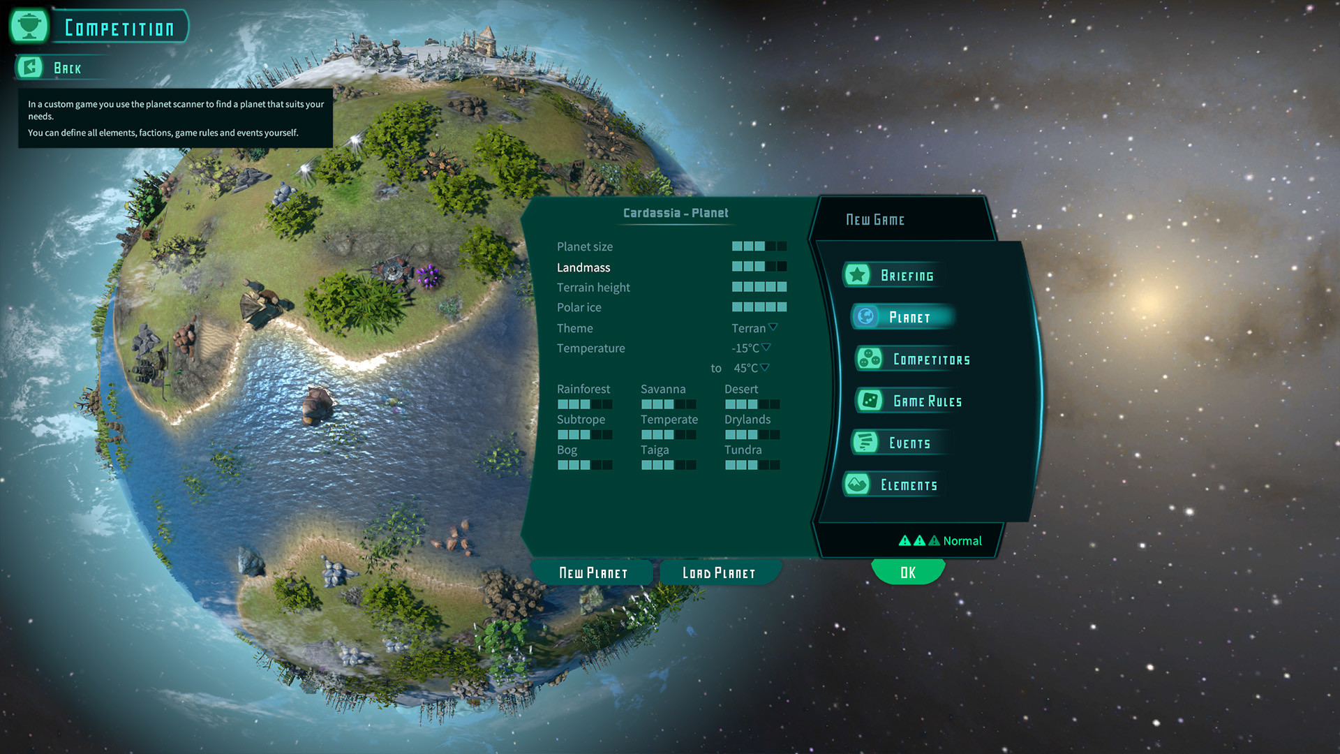 Imagine Earth screenshot