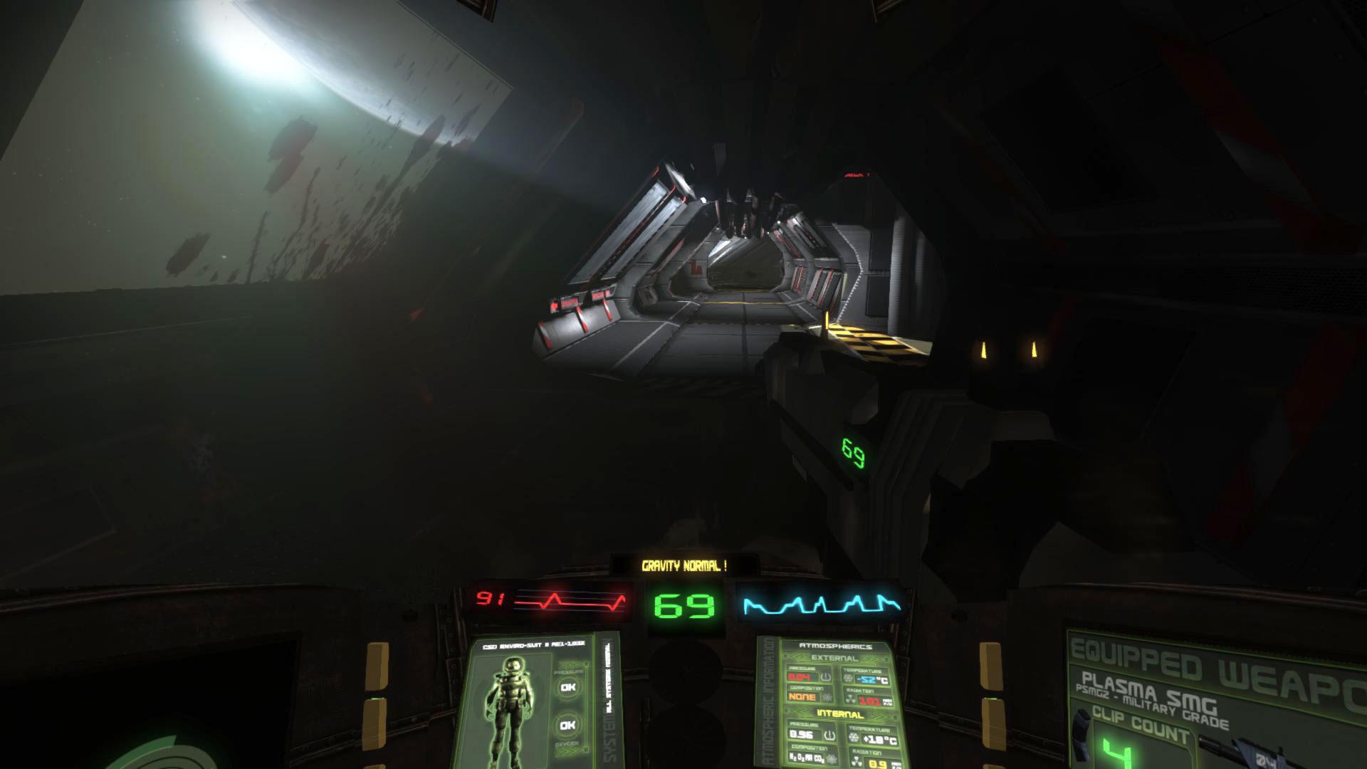 Ghostship Aftermath screenshot
