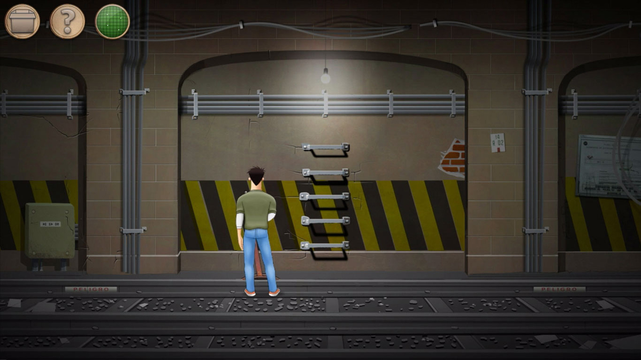 Reversion - The Meeting (2nd Chapter) screenshot