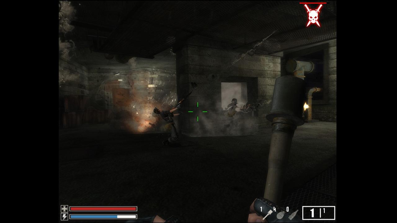 Ubersoldier II screenshot