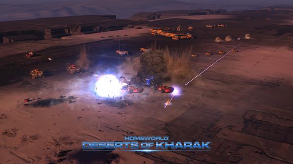 Homeworld Deserts of Kharak-CODEX Downlaod Yükle İndir