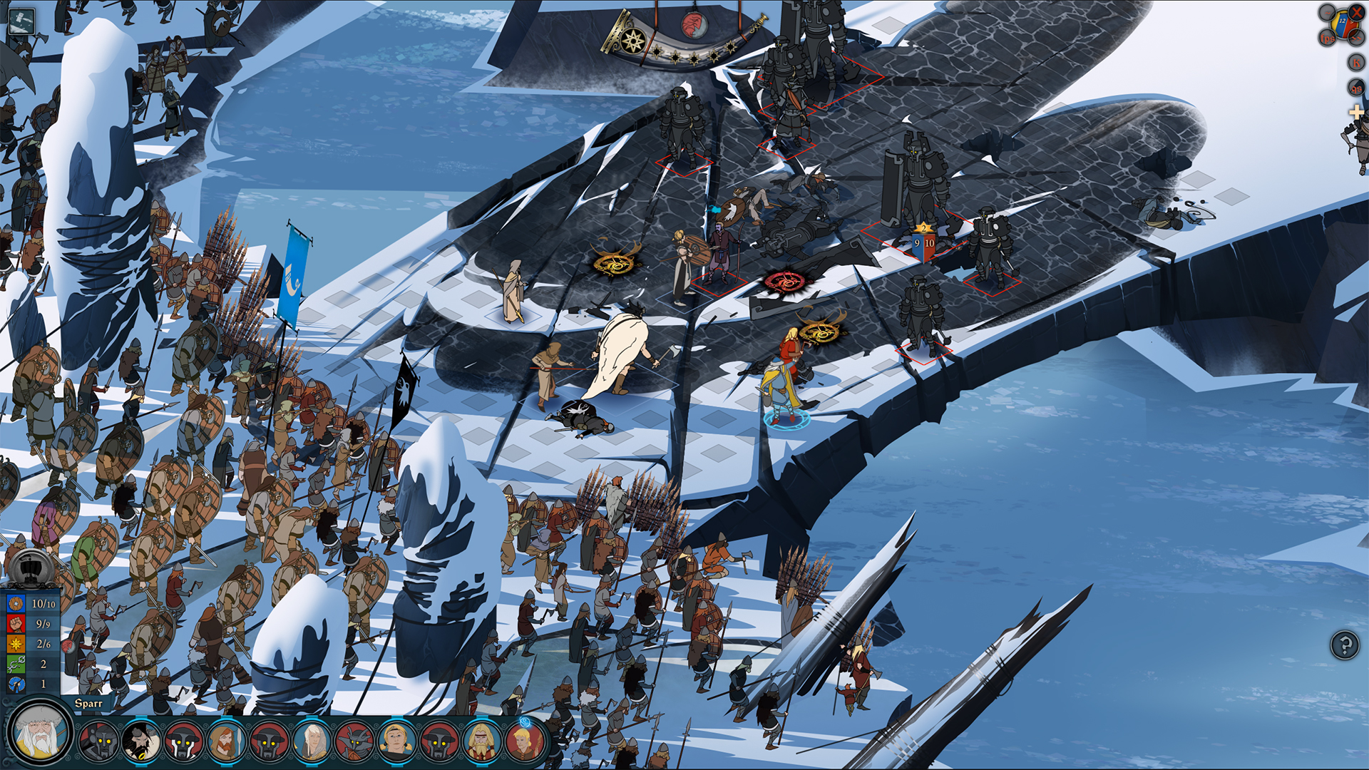 The Banner Saga 2 Gameplay 2