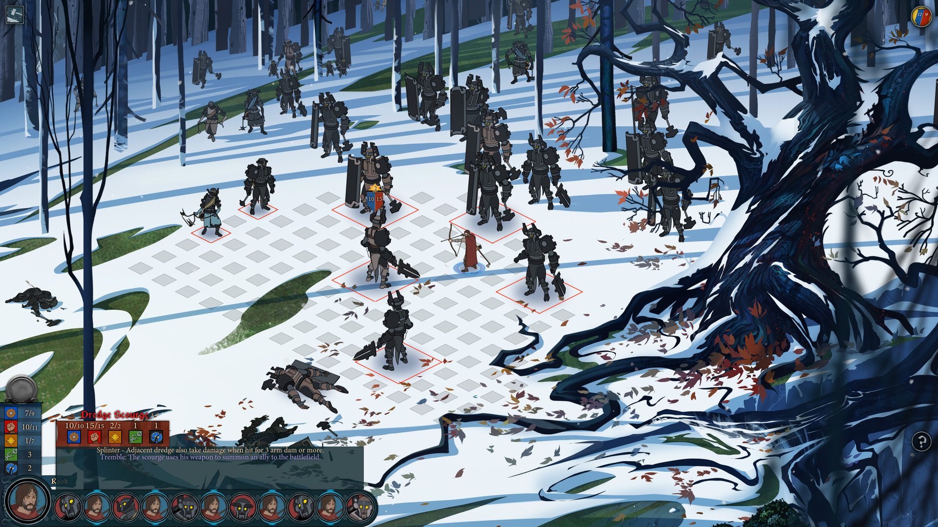 The Banner Saga 2 - Deluxe Edition screenshot 3
