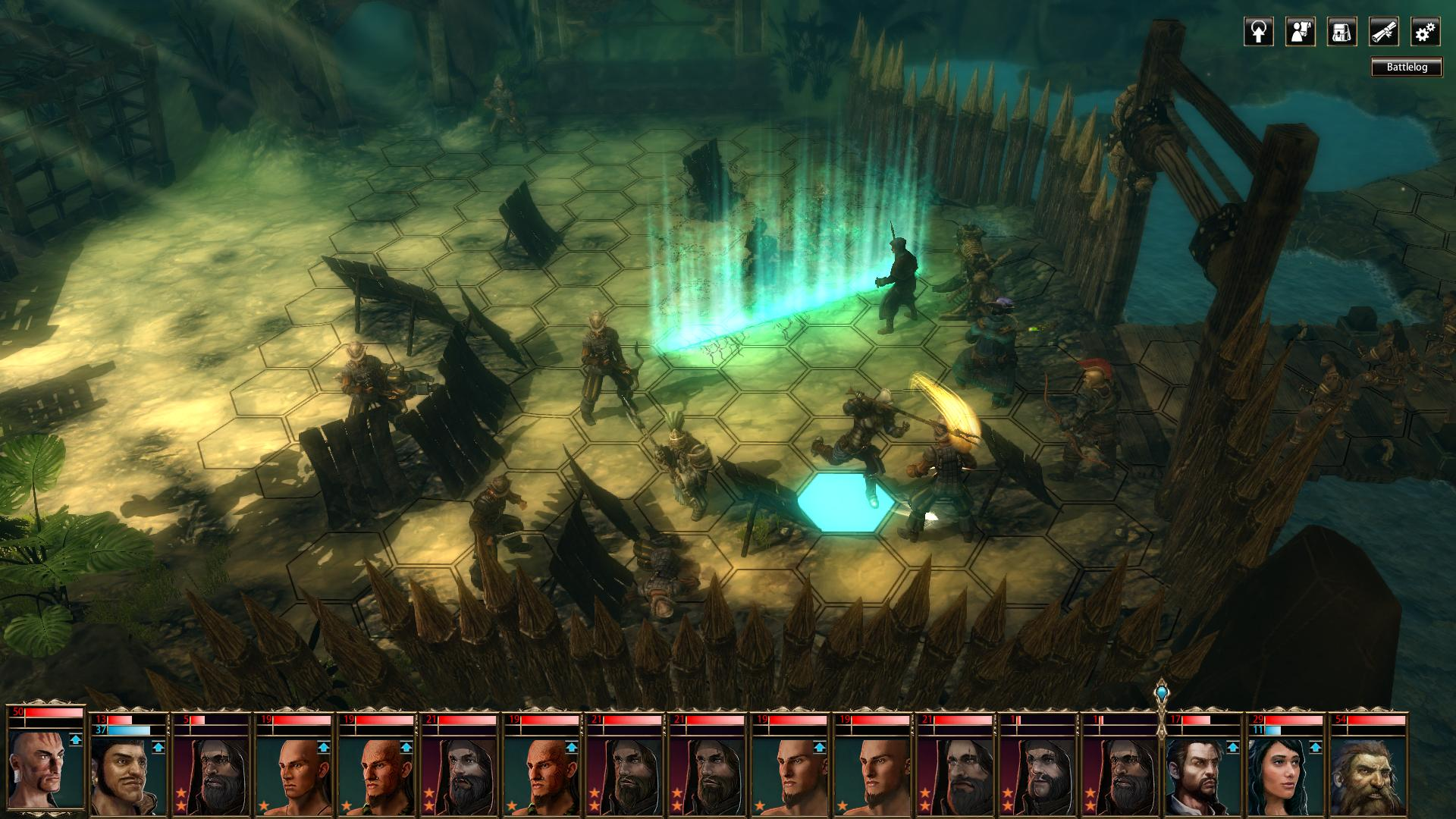 Blackguards: Untold Legends screenshot