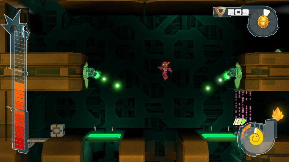 Explodemon screenshot