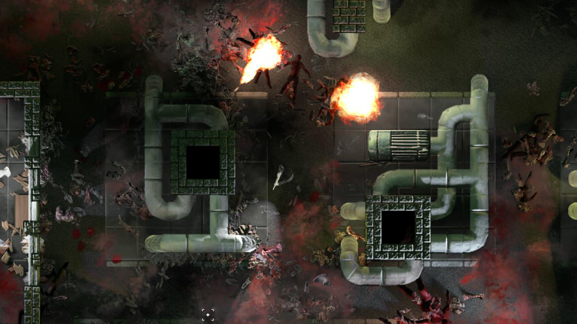 Splatter - Zombie Apocalypse screenshot