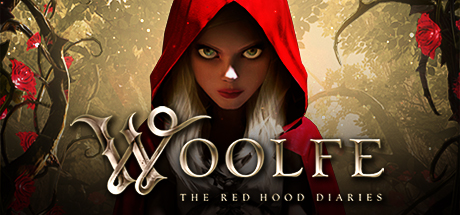 Woolfe: The Red Hood Diaries Header