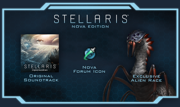 Stellaris скачать торрент на русском