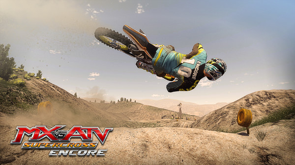 Baixar MX vs. ATV Supercross Encore - PC Torrent