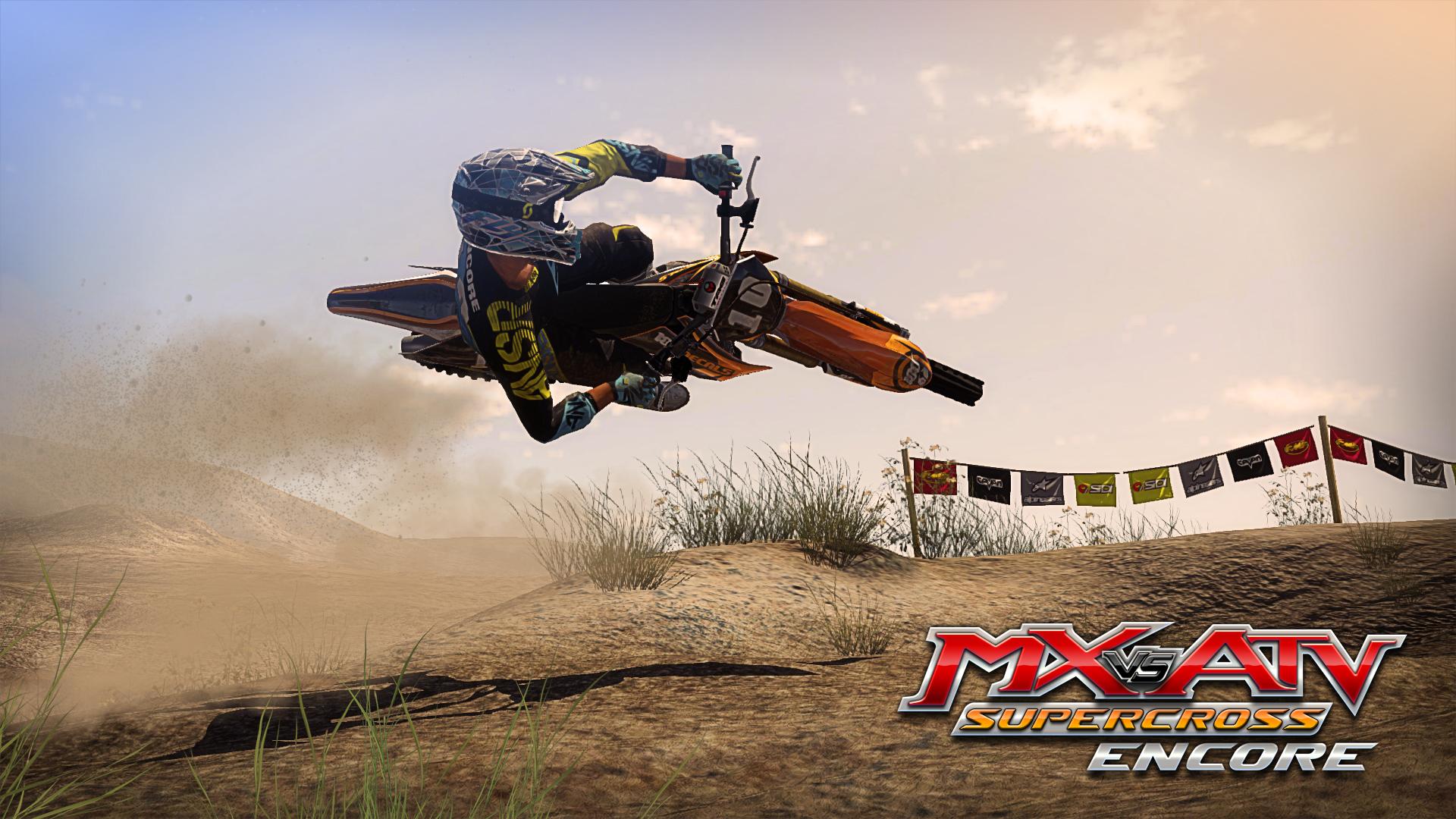 MX vs. ATV Supercross Encore image 3