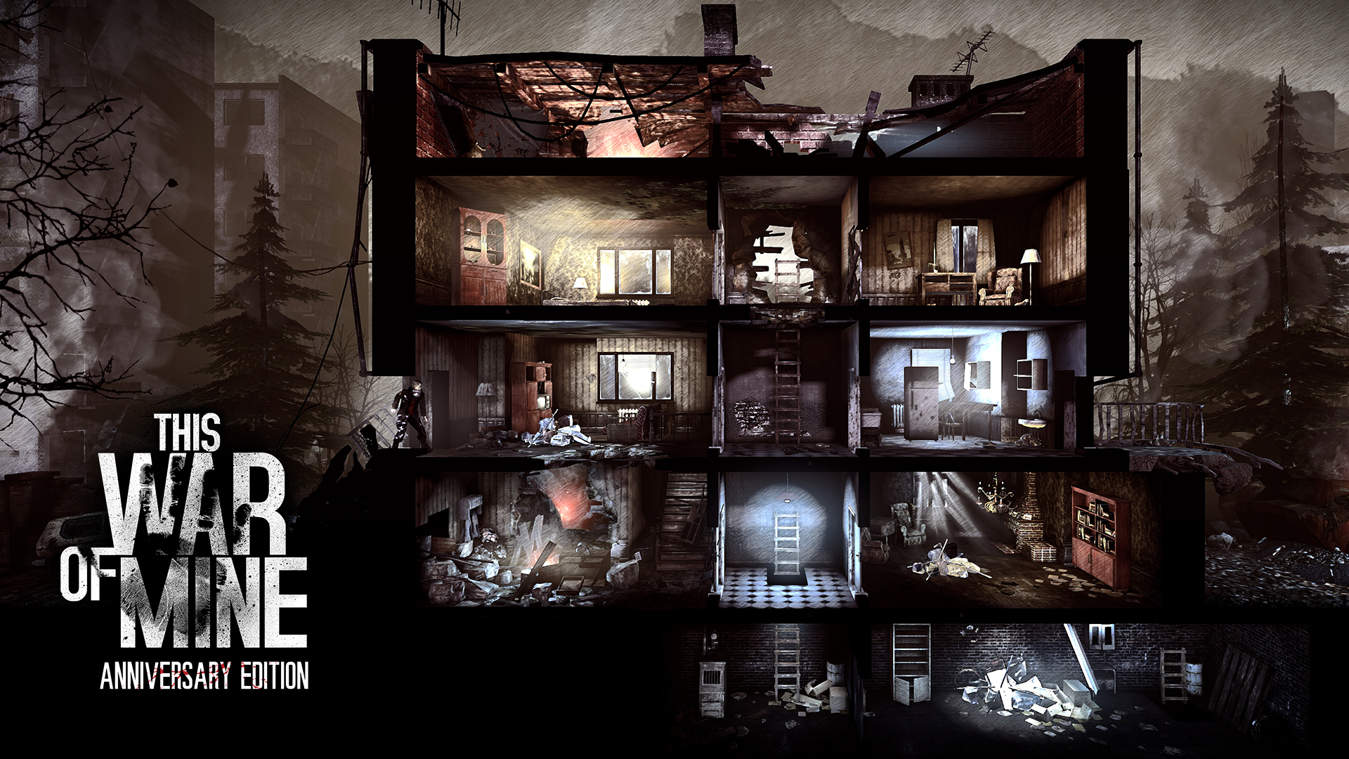 This War of Mine [RePack] [2014|Rus|Eng]