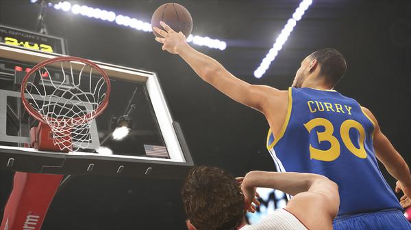 скриншот NBA 2K15 3