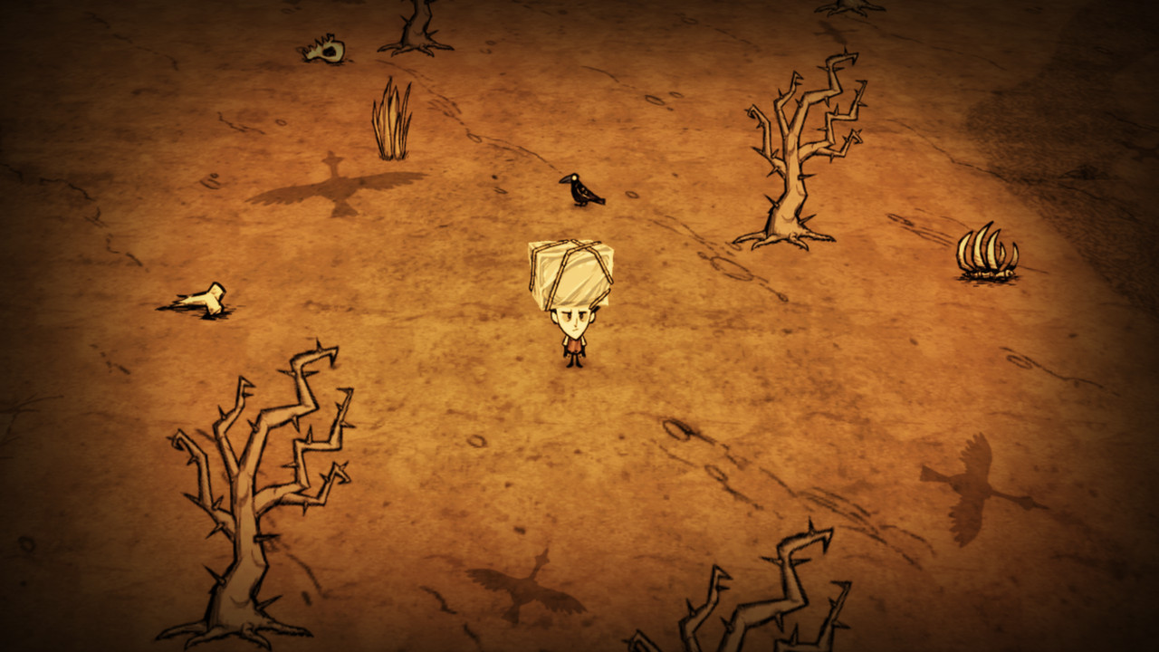 Don't Starve: Reign of Giants screenshot 1