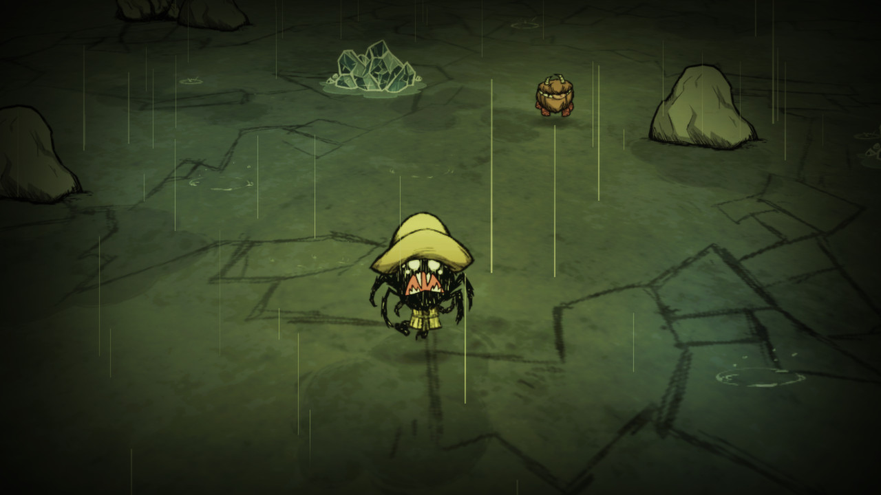 Don't Starve: Reign of Giants screenshot 2