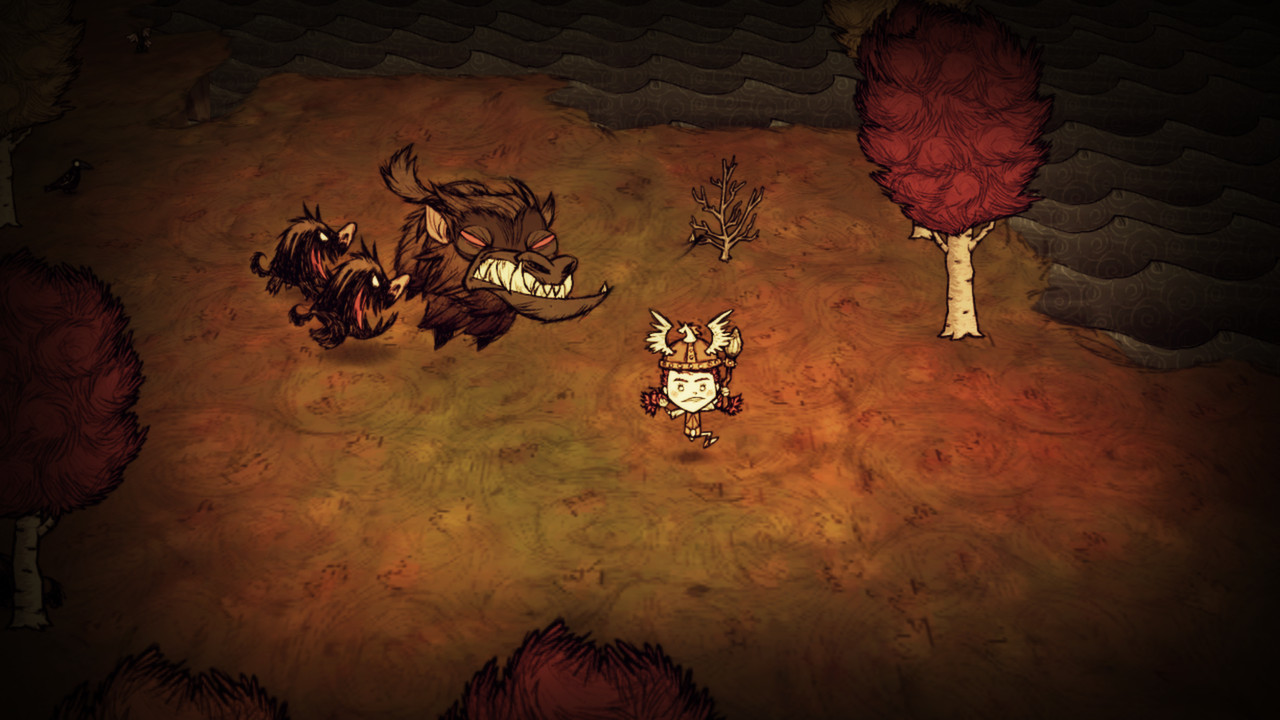 Don't Starve: Reign of Giants screenshot 3