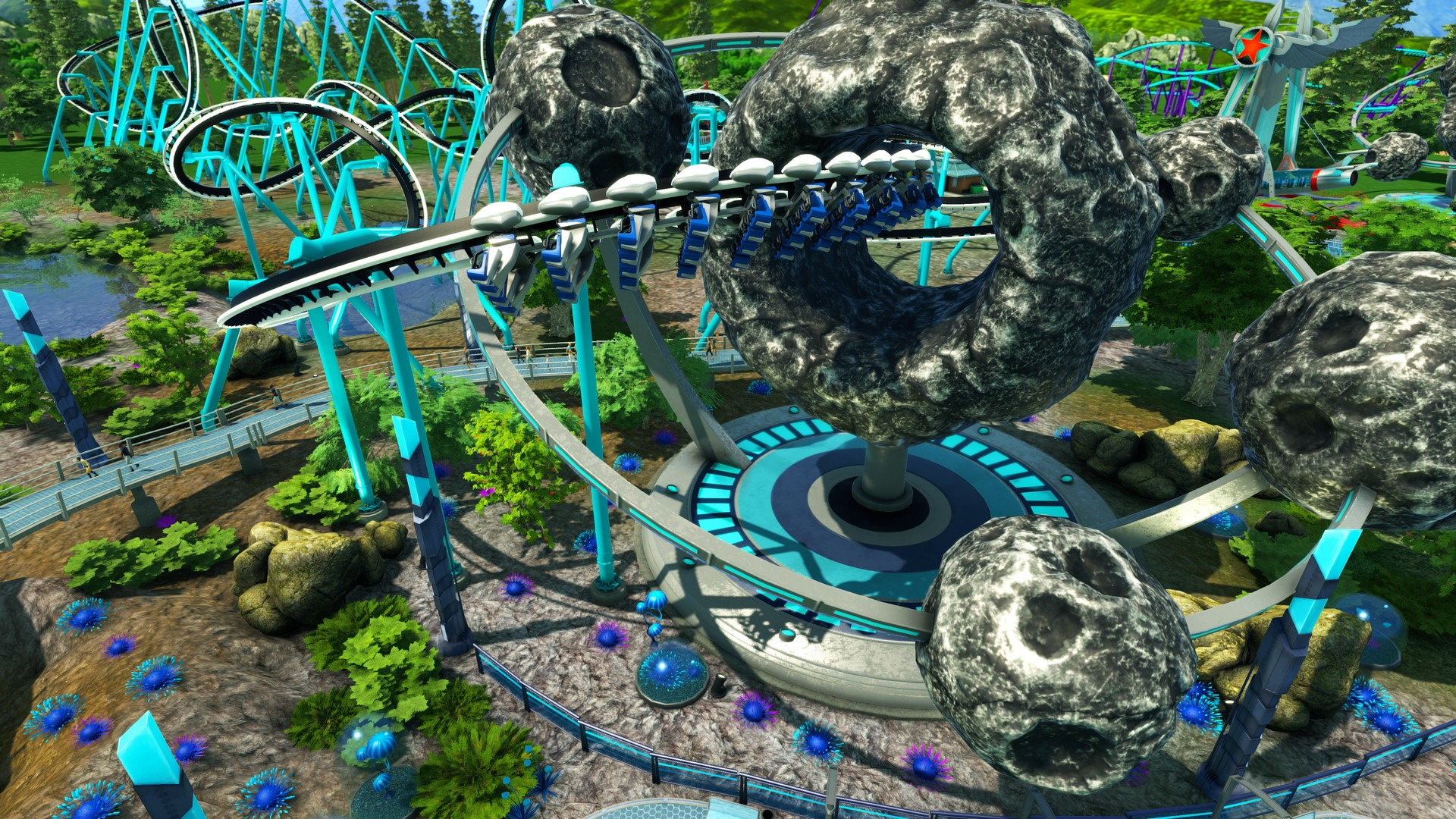 rollercoaster tycoon world deluxe édition
