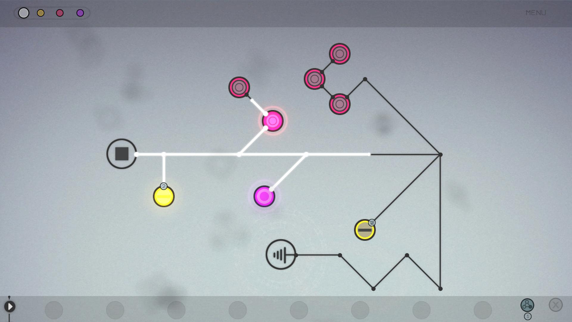 Circuits screenshot