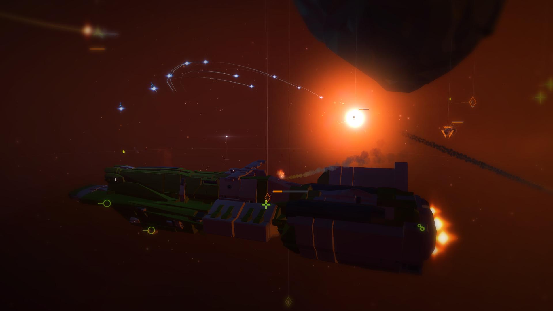 House of the Dying Sun screenshot