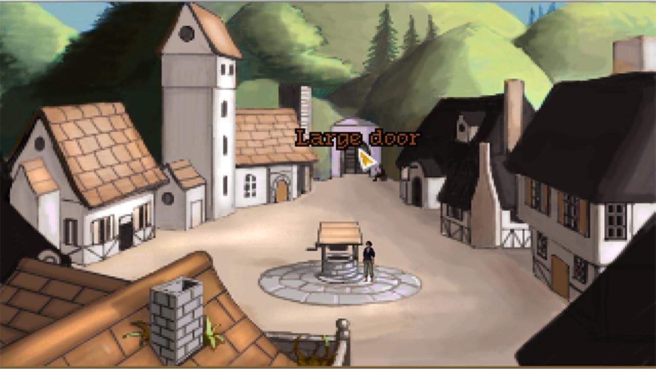 The Samaritan Paradox screenshot