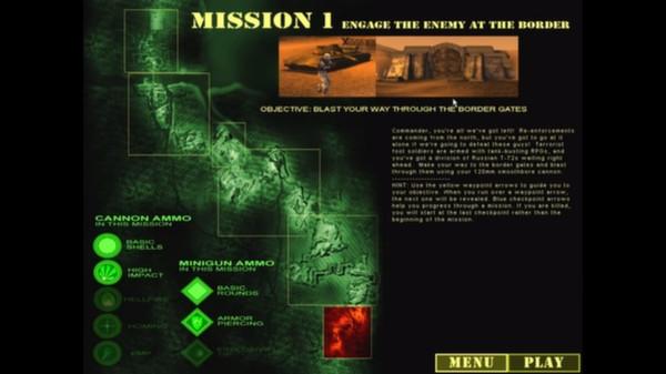 Desert Thunder PC Download